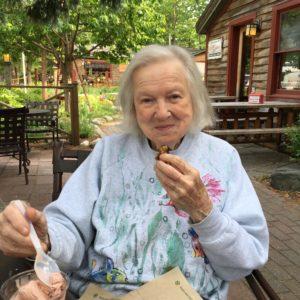 grandma durkee - 1